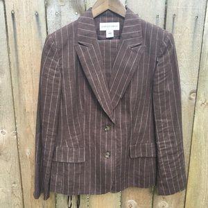 Suit Jones New York Linen Pants EUC sz 10